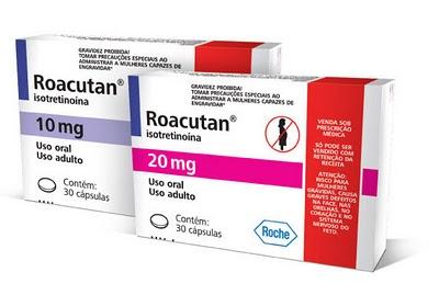 Roacutan (isotretinoina) preço tarja vermelha