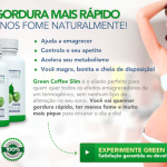 Green coffe slim: emagreça de forma natural!