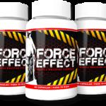 Force Effect: queima gordura, dá disposição e energia pros músculos!
