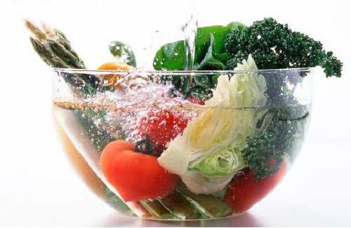 alimentos dieta agua