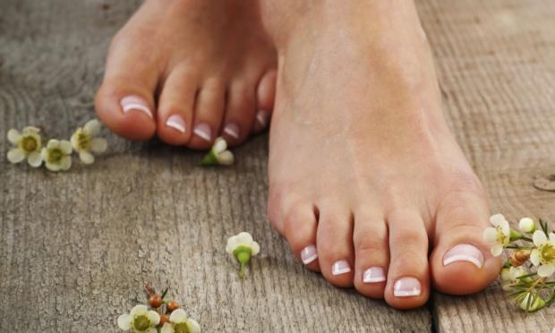 importânca cuidados pés