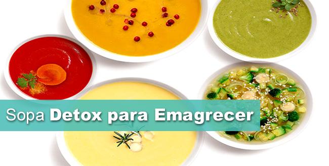 Sopa detox: aprenda tudo sobre ela! (Foto: Divulgação)