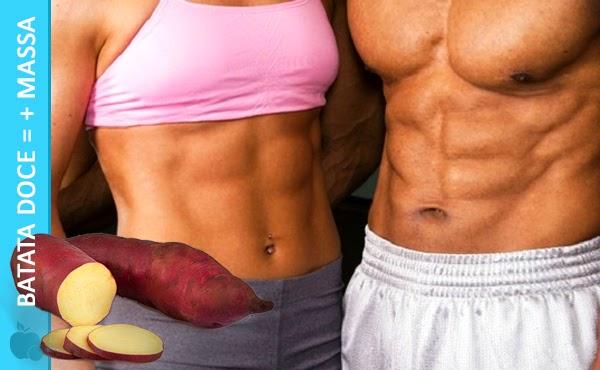 batata doce engorda? beneficios