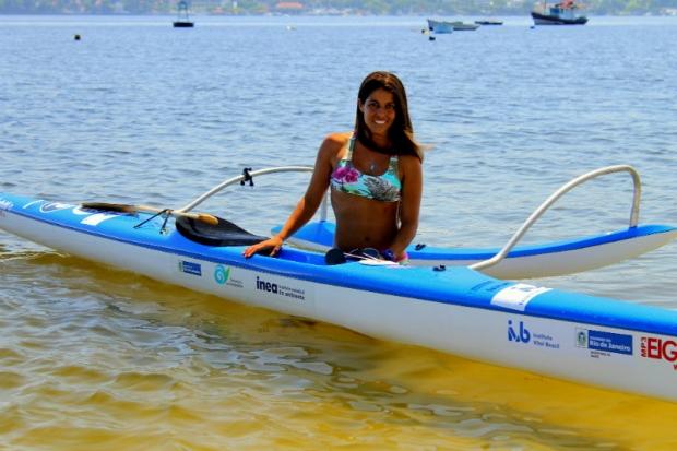 Canoa havaiana: ajuda mesmo a emagrecer? (Foto: Divulgação)