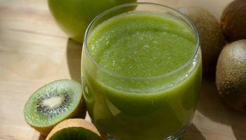suco verde kiwi