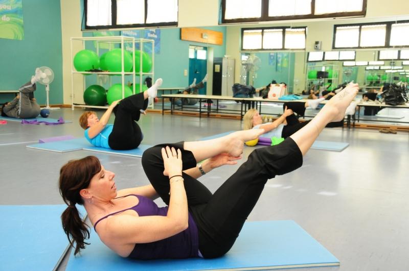 Pilates de solo: funciona mesmo? (Foto: Divulgação)