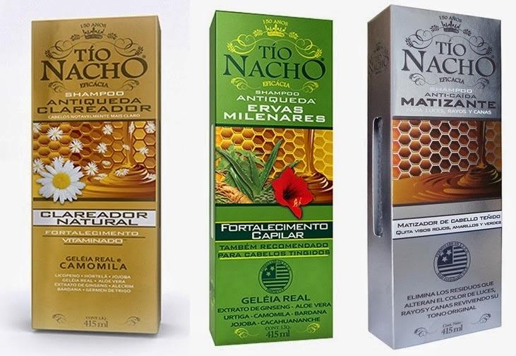shampoo tio nacho 2018
