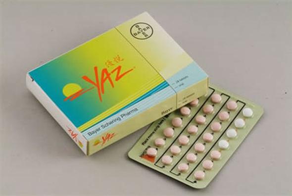 Yaz anticoncepcional
