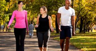Benefícios da caminhada para a saúde (Foto: Divulgação)
