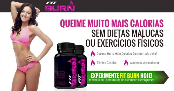 fit burn queimador
