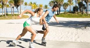 Patins: quais os benefícios desse exercício? (Foto: Divulgação)