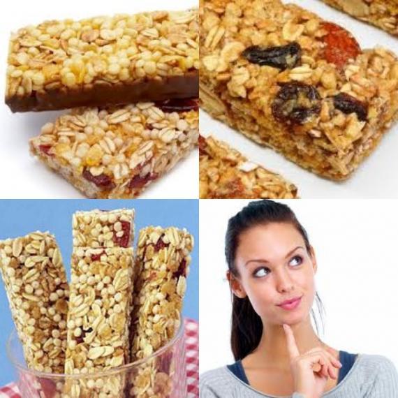 Barra de Cereal: como escolher as mais nutritivas? (Foto: Divulgação)