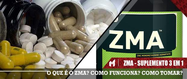 ZMA suplemento: efeitos, benefícios e como tomar (Foto: Divulgação)