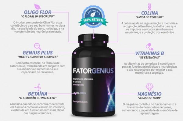 fator genius formula