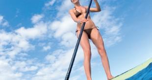 Stand up paddle: os benefícios desse exercício! (Foto: Divulgação)