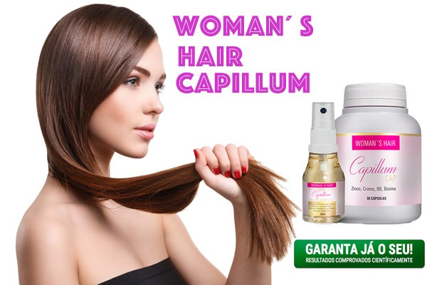 womans hair capillum