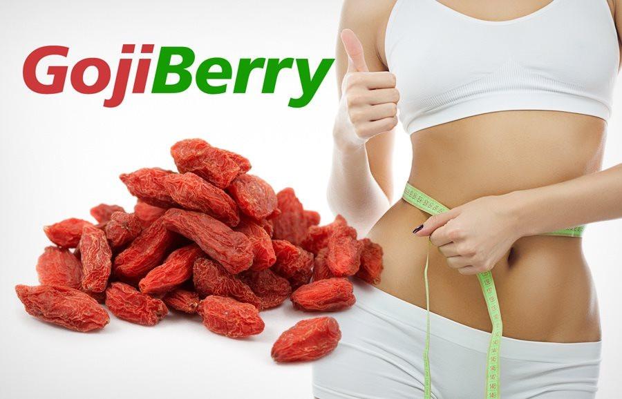 poder das Goji Berries
