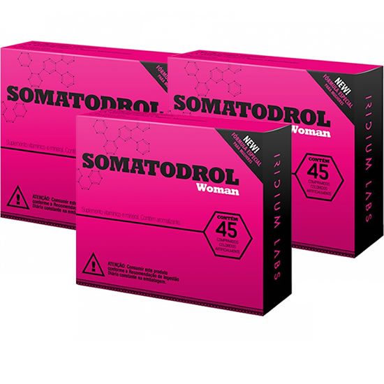 Somatodrol Woman: tudo sobre esse suplemento! (Foto: Divulgação)