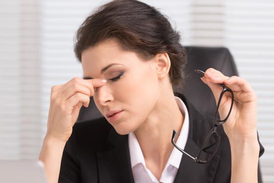 Vista cansada: por que ocorre? qual o tratamento? (Foto: Divulgação)