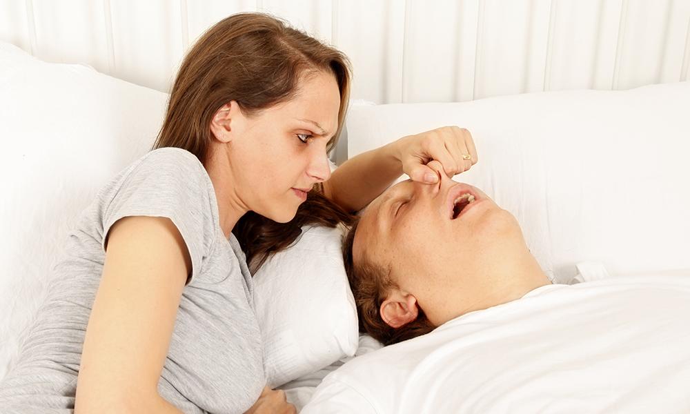 Apneia: o que você precisa saber para não morrer dormindo. (Foto: Divulgação)