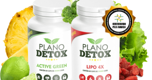 plano detox capsulas