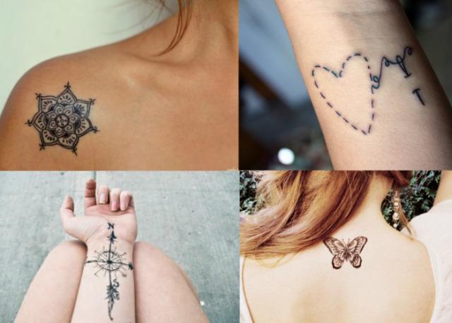 Tatuagens 5 Dicas Antes De Fazer A Sua