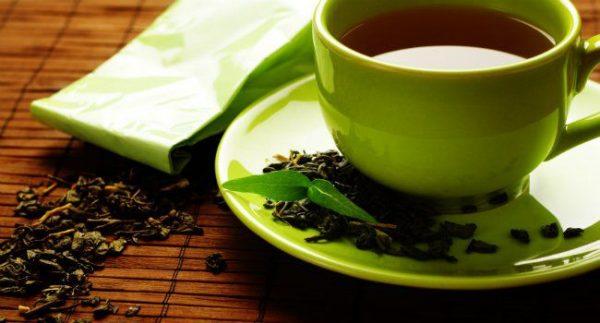 Chá Diurético
