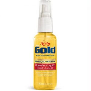 Queratina Liquida niely gold