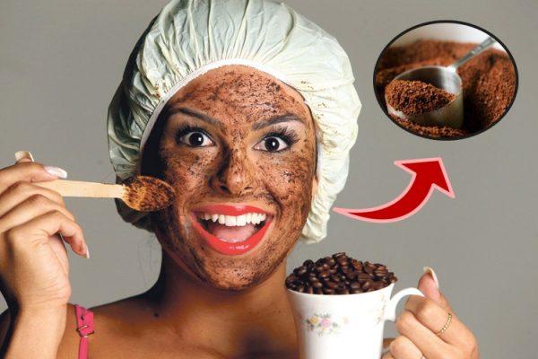 Máscara de café