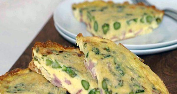 Almoço Low Carb com ovo