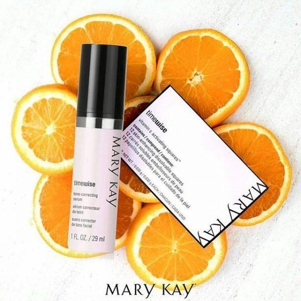 Vitamina C mary kay