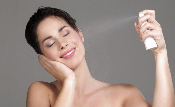 Usando Bepantol Líquido antes da maquiagem