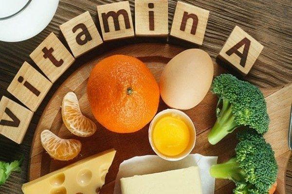 Alimentos Ricos em Vitamina A