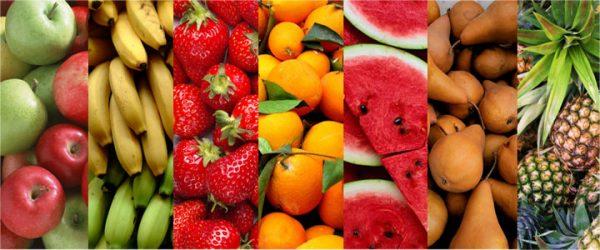 Calorias das frutas que emagrecem